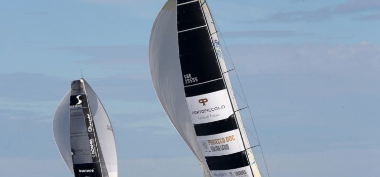 Maxi Yacht Adriatic Series, i Maxi tra Trieste e Venezia
