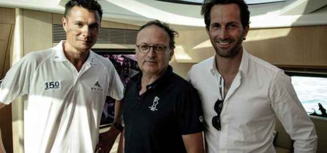 America's Cup, INEOS Team UK is the new Challenge of Record