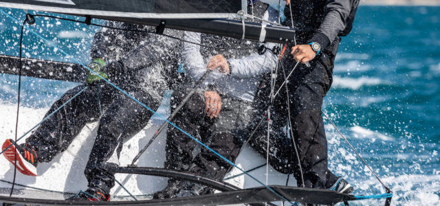 Melges World League, accadde a Scarlino
