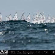 Qualification Event ILCA 7 e ILCA 6, sfuma la qualifica azzurra