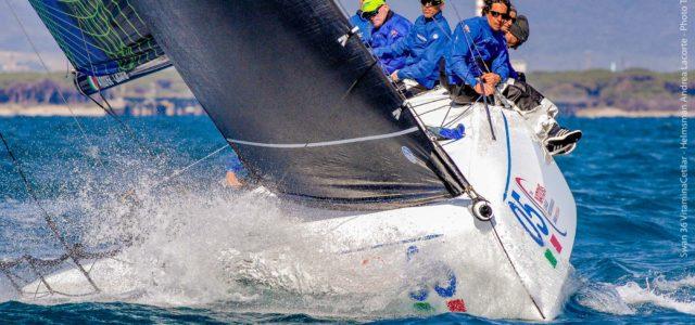 Dai team, per Vitamina Sailing la stagione inizia sullo Swan 36 con un allenamento a Scarlino