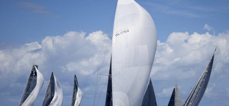 Maxi Yacht Capri Trophy 2021, Fra Diavolo maintains top spot