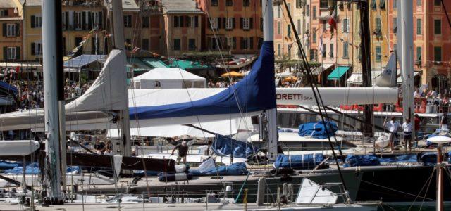 Splendido Cup-Regate di Primavera, i maxi da domani a Portofino