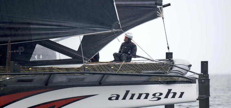 Opening Gran Prix TF35, Alinghi torna al successo