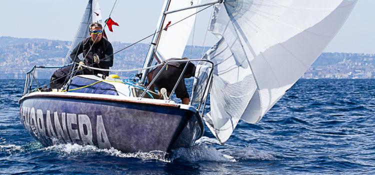 Trofeo del Timoniere, Pekoranera vince a Torre del Greco