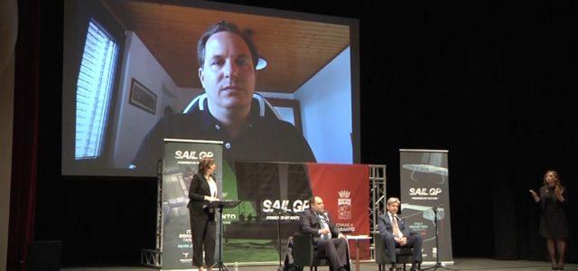 SailGP, presentato l'evento di Taranto