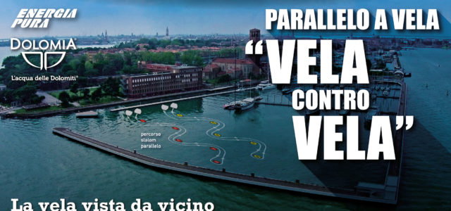 Vela contro Vela, a Chioggia si lavora per i giovani