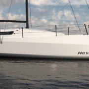 Dai cantieri, Moana Bluewater Yachts presenta il Moana 35 WRC
