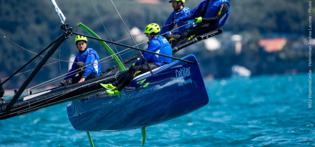 Circuito Europeo M32, a Sanremo vince Inga From Sweden