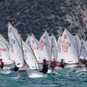 Optimist World Championship, tutto pronto a Riva del Garda