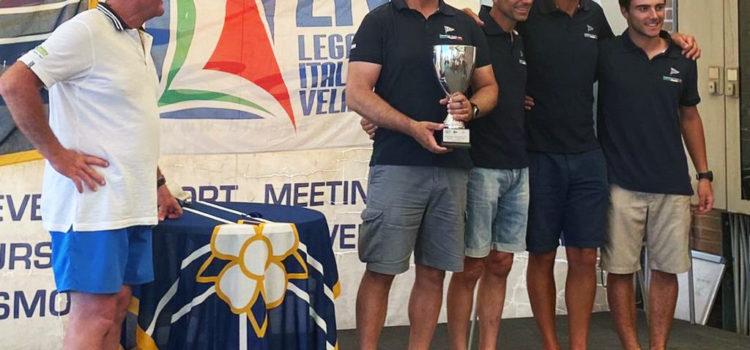 Lega Italiana Vela, la Società Canottieri Salò sbanca Rimini
