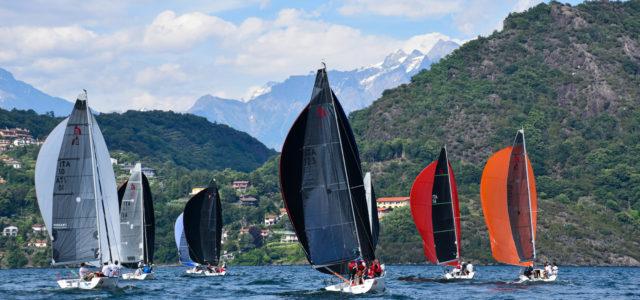 Coppa Italia H22 One Design-Trofeo AON, a Gravedona vince Alta Tensione