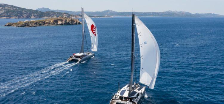 Loro Piana Superyacht Regatta, si continua con la grande vela