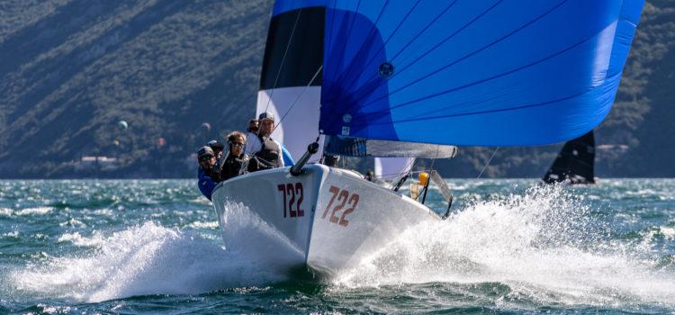 Melges 24 European Sailing Series, con quattro primi Altea vola al comando