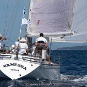 9° S&S Swan Rendez-vous, all'Elba vincono Josian e Vanessa
