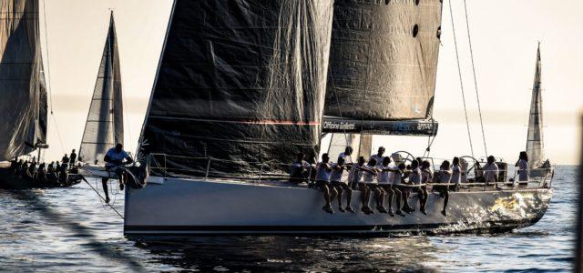 Giraglia Rolex Cup, Itacentodue vince la Genova-Sanremo