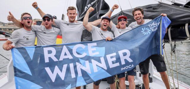 The Ocean Race Europe, la prima edizione va a Mirpuri Foundation e a Offshore Team Germany