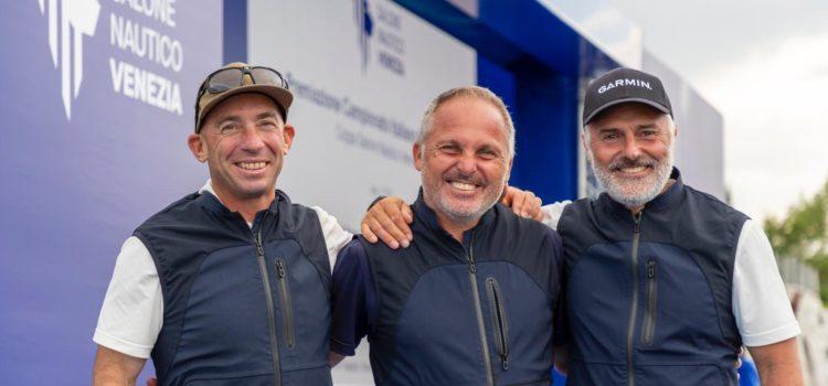 Campionato Italiano Match Race, a Venezia vince Vasco Vascotto