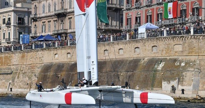 SailGP, in Taranto the winner is Japan SailGP with Checco Bruni