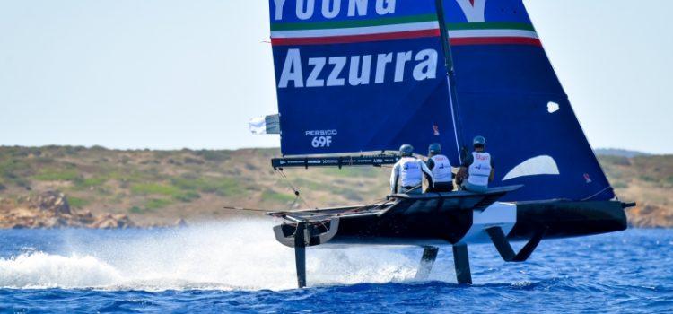 Grand Prix 2.1 Persico 69F Cup, a Porto Cervo vince Young Azzurra