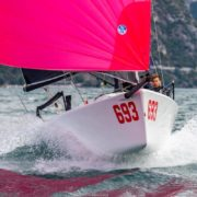 Melges 24 European Sailing Series, Melgina takes early lead