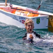 Campionato del Mondo Optimist, il Brasiliano Di Francesco Kuhl è il nuovo campione iridato