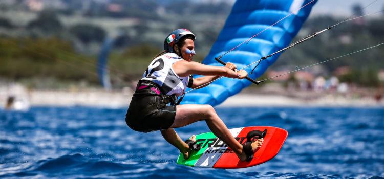Mondiale Giovanile Formula Kite, Riccardo Pianosi coglie l'argento