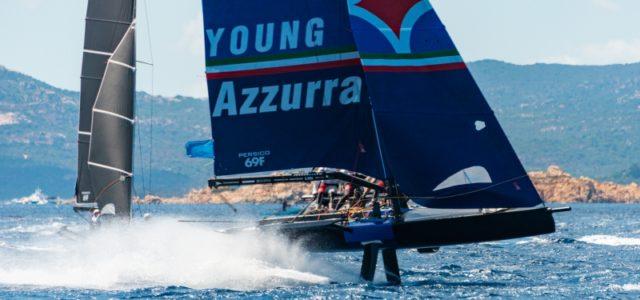 Grand Prix 2.2 Persico 69F Cup, Young Azzurra fa la doppietta