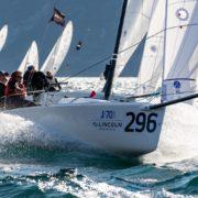 J/70 Cup 2021, a Malcesine il DAS Sailing Team guarda tutti dall'alto