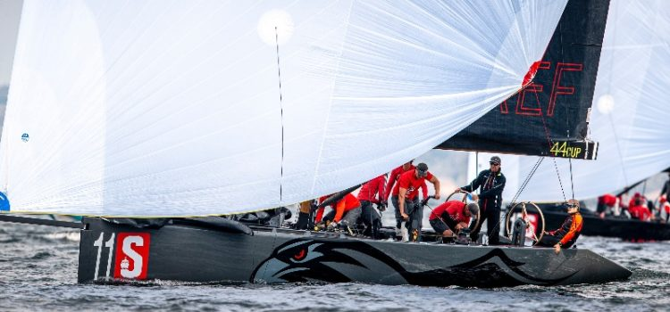 44Cup, Team Aqua starts strong in Marstrand