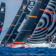 52 Super Series, in August a big TP52 fleet will sail in Palma