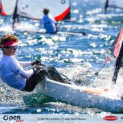 O'Pen Skiff World Championship, a Calasetta vincono Manuel De Felice e Josef Krasowki