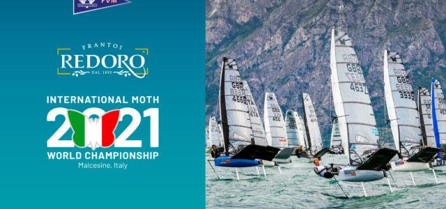 Campionato del Mondo Moth 2021, tanti ori olimpici in quel di Malcesine