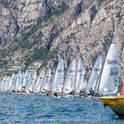 RS Aero Europeans, Peter Barton e Attila Banyai sono i nuovi campioni europei