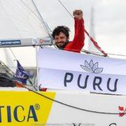 Mini Gascogna-Puru Challenge 2021, Alberto Riva è primo a Port Bourgenay