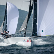 Melges 20 European Championship, Fremito d'Aria tiene Brontolo a distanza