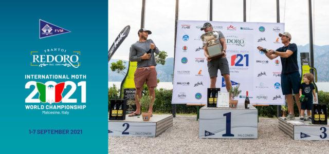 Campionato del Mondo Moth, Tom Slingsby vince a Malcesine
