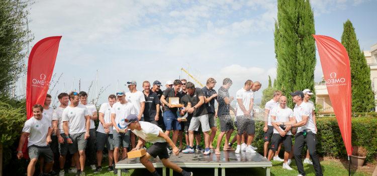 TF35 Championship, Realteam Sailing wins in Scarlino