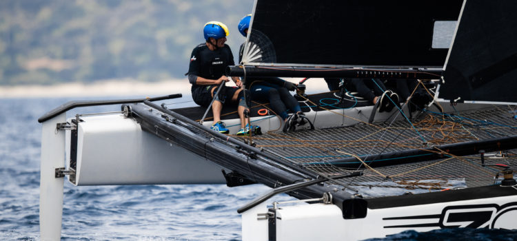 GC32 World Championship, the third edition started in Villasimius