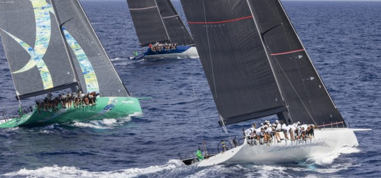 Maxi Yacht Rolex Cup, accadde a Porto Cervo