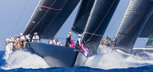 Maxi Yacht Rolex Cup, quarantaquattro le barche al via
