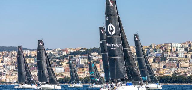 Marina Militare Nastro Rosa Tour, iniziata la finale del Campionato Europeo Double Mixed Offshore