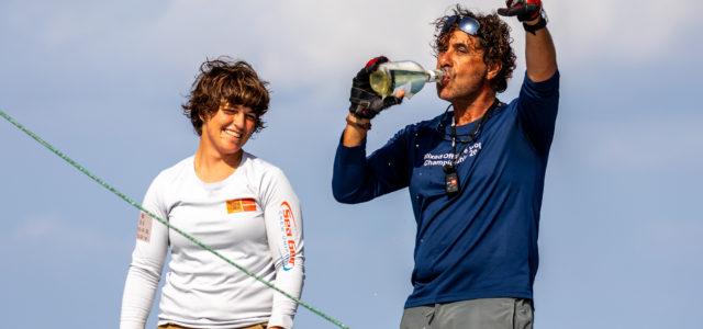 Marina Militare Nastro Rosa Tour, a Team Spain-Pulsee la prima frazione dell'Hempel Double Mixed Offshore World Championship