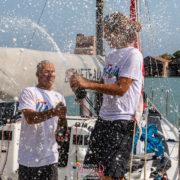 Marina Militare Nastro Rosa Tour, Claudia Rossi e Pietro D'Alì sono i campioni iridati Double Mixed Offshore