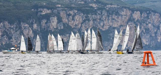 Campionato Europeo UFO22, da oggi si regata a Malcesine