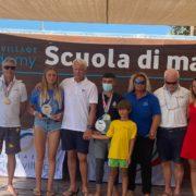 Campionato Italiano RS Aero, Maria Vittoria Arseni e Filippo Vincis sono i nuovi campioni italiani