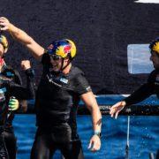 GC32 World Championship, a Villasimius la spunta Red Bull Sailing Team