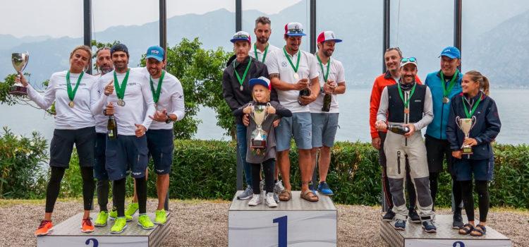 Campionato Europeo UFO 22, vince Escopazzo con Matteo Ferraglia e Carlo Fracassoli