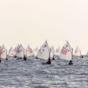 Trofeo Optimist Italia Kinder Joy of Moving, 253 Optimist nelle acque di Genova