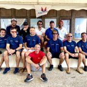 Melges 14 Eurocup, Giampiero Poggi domina la regata di Santa Marinella